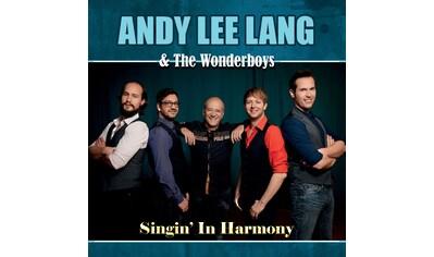 Musik-CD »Singin' in Harmony / Lang,Andy Lee & The Wonderboys« kaufen
