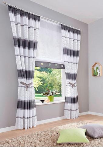 Vorhang, »Maria«, my home, Kräuselband 2 Stück kaufen