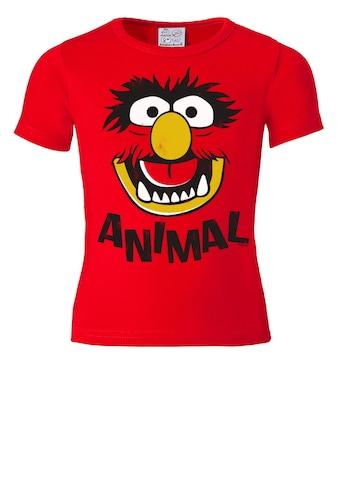 LOGOSHIRT T-Shirt mit Das Tier-Frontprint kaufen
