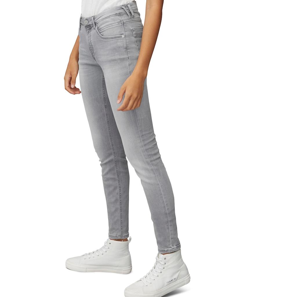 Marc O'Polo DENIM 5-Pocket-Jeans, Alva mit Destroyed-Details