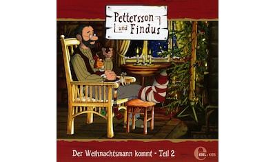 Musik - CD (8)NEU HSP TV - Der Weihnachtsmann Kommt,Teil 2 / Pettersson Und Findus, (1 CD) kaufen