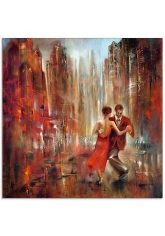 Artland Glasbild »Tango Abstrakt«, Sport, (1 St.) kaufen