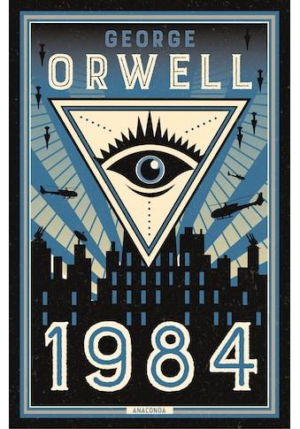 Buch »1984 / George Orwell, Jan Strümpel« kaufen
