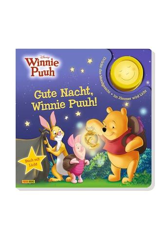 Buch »Disney Winnie Puuh: Gute Nacht, Winnie Puuh! / Nicole Hoffart, Ruth Wöhrmann« kaufen