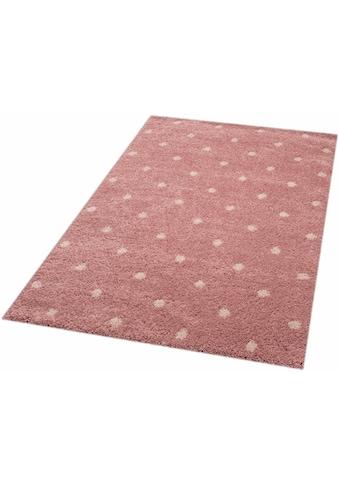 Zala Living Hochflor-Teppich »Lilly«, rechteckig, 35 mm Höhe, Spielteppich, besonders... kaufen