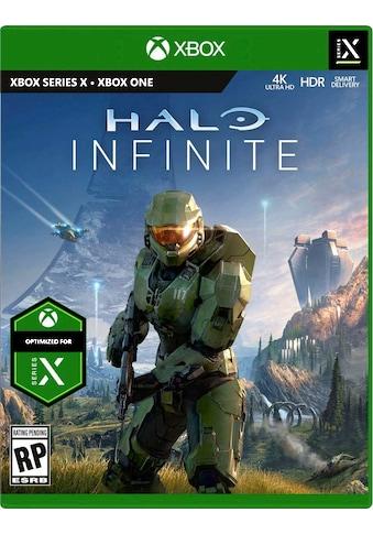Xbox Spiel »Halo Infinite«, Xbox Series X-Xbox One kaufen