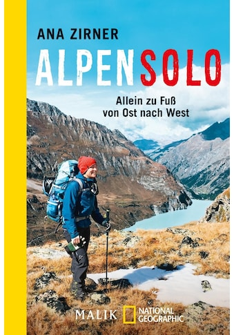 Buch »Alpensolo / Ana Zirner« kaufen