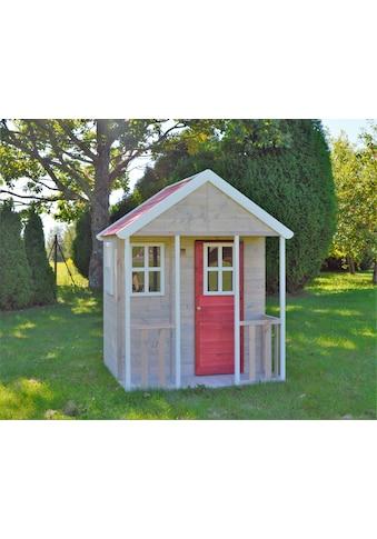 Wendi Toys Spielhaus »Wendi Toys Fuchs«, BxTxH: 120x120x155 cm kaufen