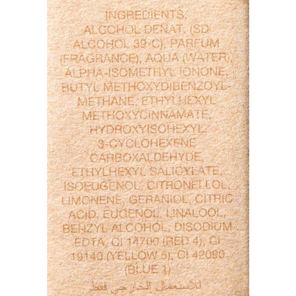 BURBERRY Eau de Parfum »Burberry Body Intense«
