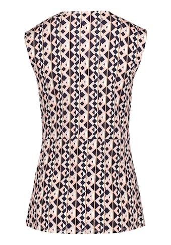 Betty Barclay Print-Shirt »mit Schleifenknoten« kaufen