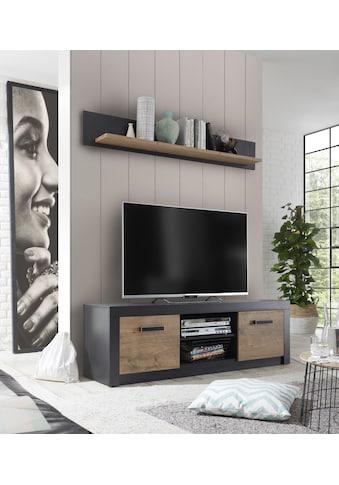 my home Lowboard »Bruegge«, Mit einer dekorativen Rahmenoptik kaufen
