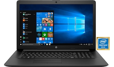 HP 17 - by0233ng Notebook (43,9 cm / 17,3 Zoll, Intel,Pentium Gold, 512 GB SSD) kaufen