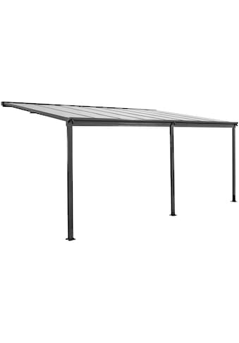 KONIFERA Terrassendach BxT: 495x300 cm kaufen
