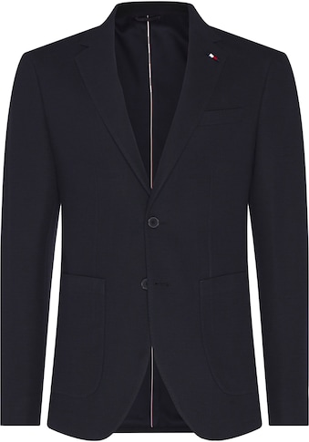 Tommy Hilfiger TAILORED Baumwollsakko »SOLID JERSEY SLIM FIT BLAZER« kaufen