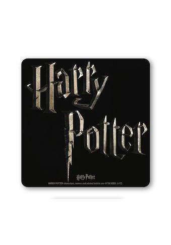 LOGOSHIRT Untersetzer mit tollem Harry Potter - Motiv kaufen