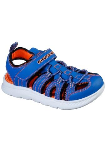 Skechers Kids Sandale »C-Flex Sandal«, mit Kontrastnähten kaufen