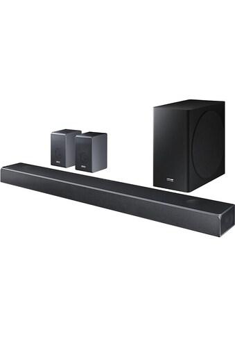 Samsung »HW - Q90R« Soundbar (Bluetooth, WLAN (WiFi), 510 Watt) kaufen