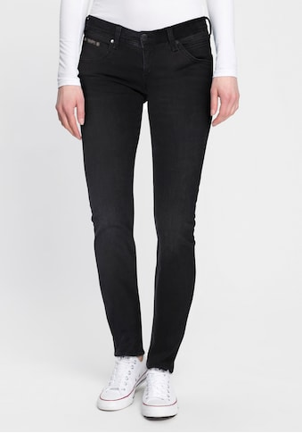 Herrlicher Slim-fit-Jeans »TOUCH SLIM«, Low Waist Push-up-Stretch-Jeans kaufen