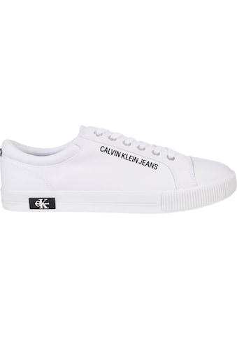 Calvin Klein Sneaker, mit dezenten Logoprint kaufen