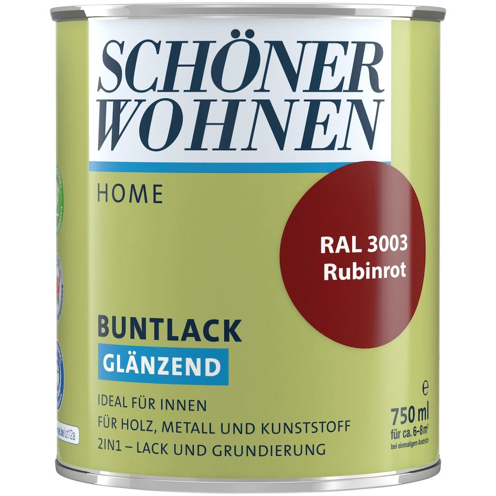 SCHÖNER WOHNEN-Kollektion Lack »Home Buntlack«
