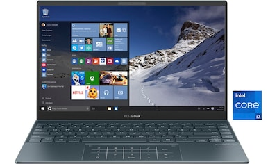 "Asus Notebook »ZenBook 13,3"" UX325EA-KG221T«, ( 512 GB SSD), OLED-Display kaufen"