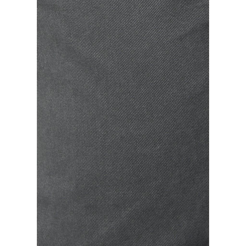Man's World Cargohose, (Set, mit Gürtel), mit Zip-Off Funktion