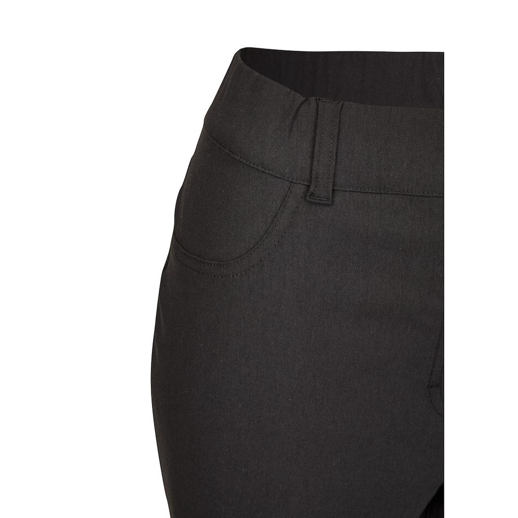 VIA APPIA DUE Elegante Hose im 4-Pocket-Stil