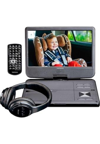 Lenco »DVP - 1017« Portabler DVD - Player (Bluetooth) kaufen