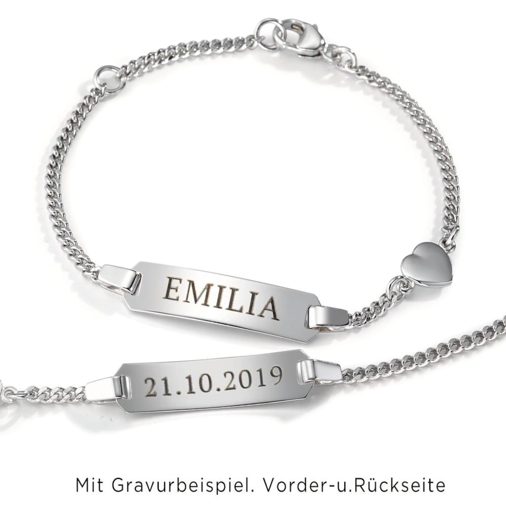 Rhomberg Armband mit Gravur