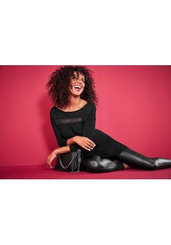 Tamaris Leggings, in Leder-Optik - NEUE KOLLEKTION kaufen