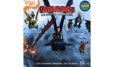 Musik - CD (7)Original Hörspiel z.TV - Serie - Drachengroll / Dragons - Die Reiter Von Berk, (1 CD) kaufen