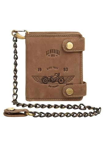 Klondike 1896 Geldbörse, Kette kaufen