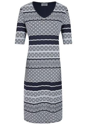 Seidel Moden Modernes Streifen-Kleid kaufen