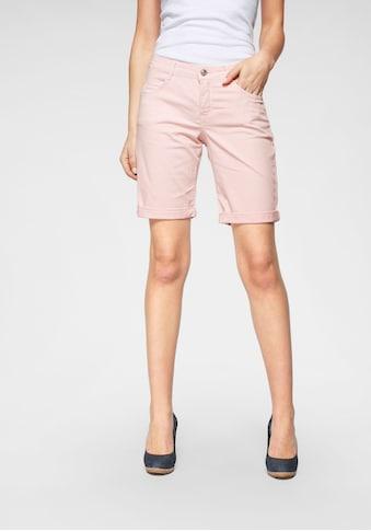 MAC Jeansbermudas »Shorty Summer Clean« kaufen