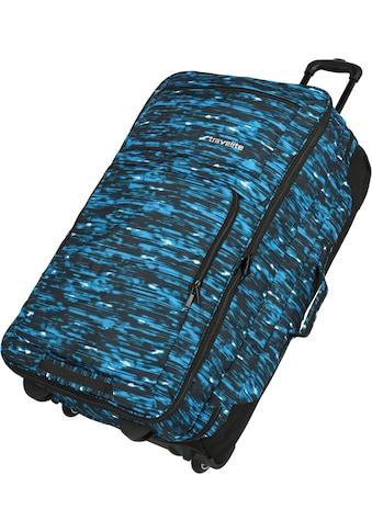 """travelite Weichgepäck - Trolley """"Basics, 78 cm, blau"""" kaufen"""