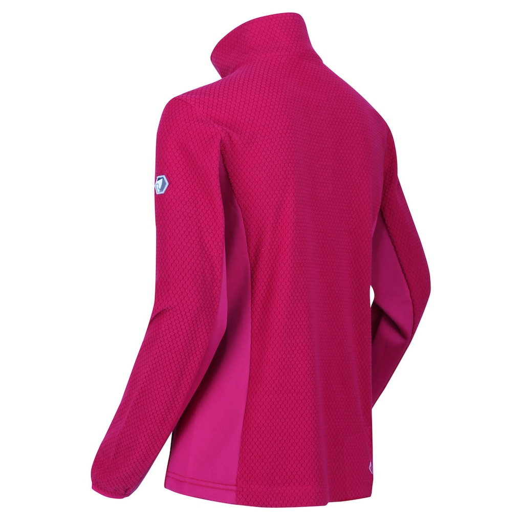 Regatta Fleecepullover »Damen Highton Leichtes Halb Zip Fleece-Top«