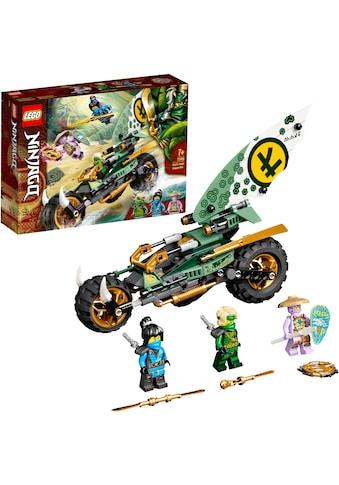 LEGO® Konstruktionsspielsteine »Lloyds Dschungel-Bike (71745), LEGO® NINJAGO®«, (183... kaufen