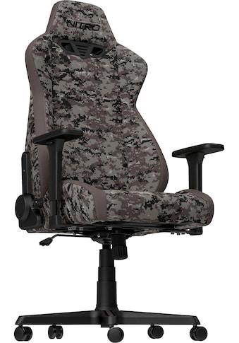 NITRO CONCEPTS Gaming-Stuhl »S300 Urban Camo Gaming Chair«, Bürostuhlzertifizierung... kaufen