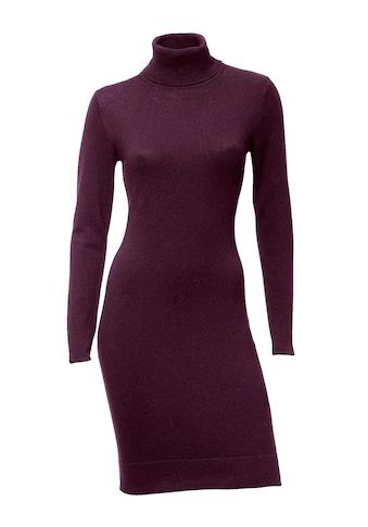 LINEA TESINI by Heine Strickkleid »Rollkragen-Kleid« kaufen