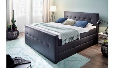 meise.möbel Boxspringbett, mit Bettkasten kaufen