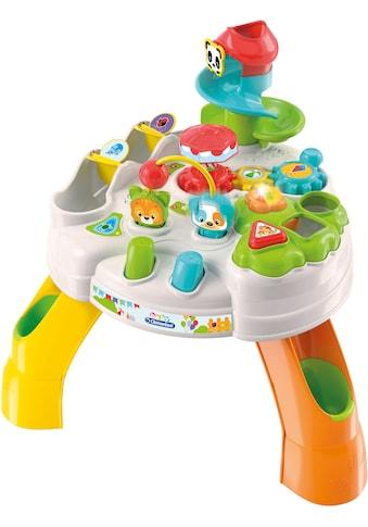Clementoni® Spieltisch »Clementoni Baby - Park Activity Table«, mit Licht und Sound;... kaufen