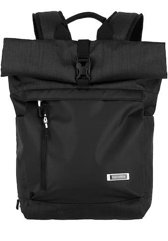 travelite Laptoprucksack »Proof, Rollup, 60 cm« kaufen