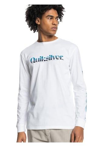 Quiksilver Longshirt »Primary Colours« kaufen