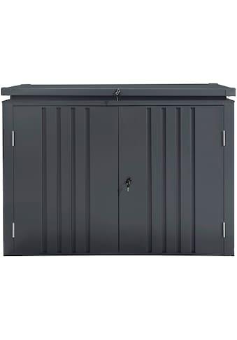 KONIFERA Gerätebox »S-PB3K«, BxTxH: 160x70x119 cm kaufen