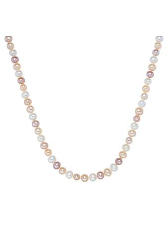 Valero Pearls Perlenkette »X734«, (1 tlg.), aus Süßwasser-Zuchtperlen kaufen