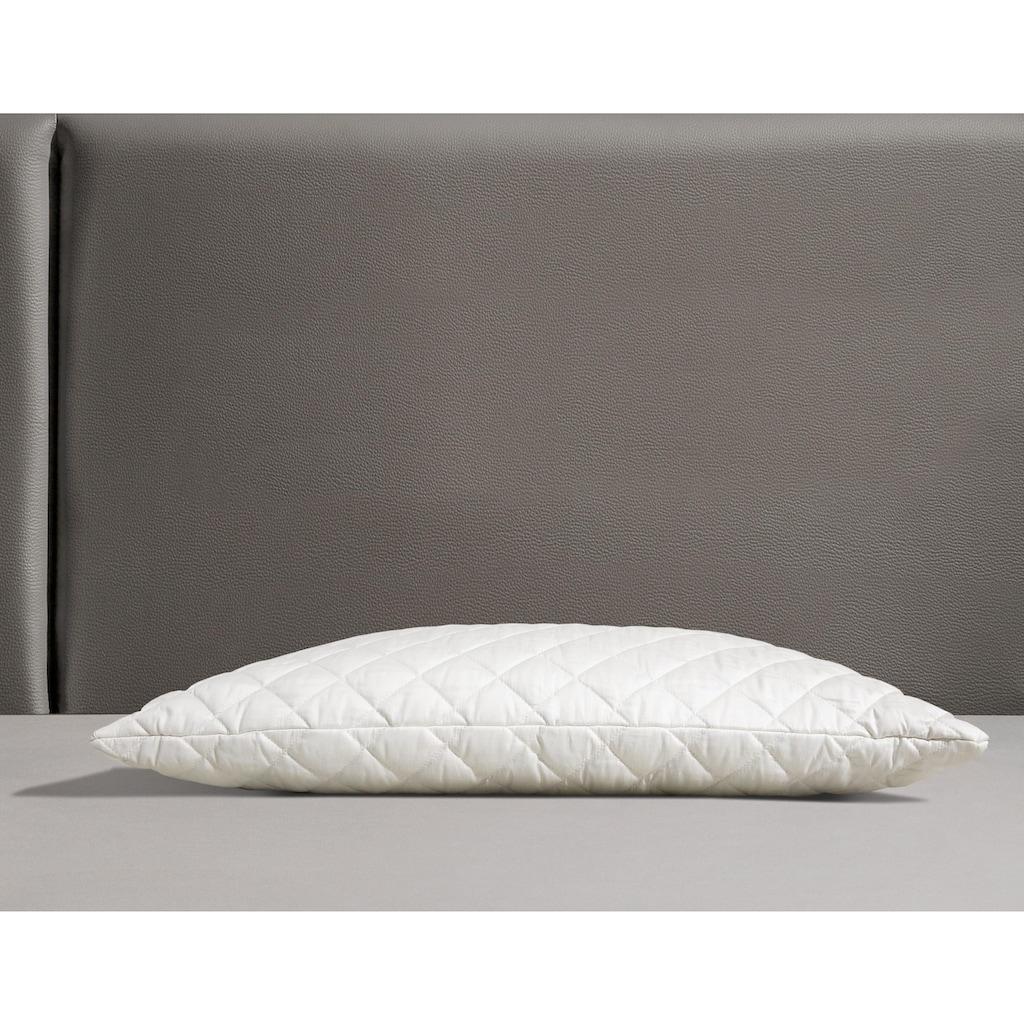 f.a.n. Schlafkomfort Naturfaserkopfkissen »Baby Alpaka«, (1 St.), besonders anschmiegsam und stützend