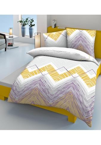 Renforcé Bettwäsche »Zig« kaufen