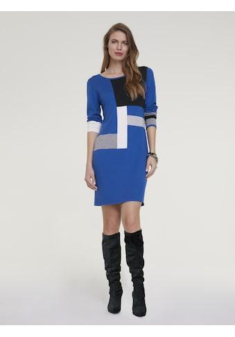 Strickkleid Color - Blocking kaufen