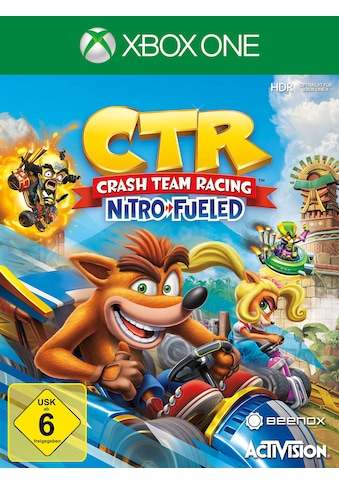 CTR Crash Team Racing Nitro Fueled Xbox One kaufen