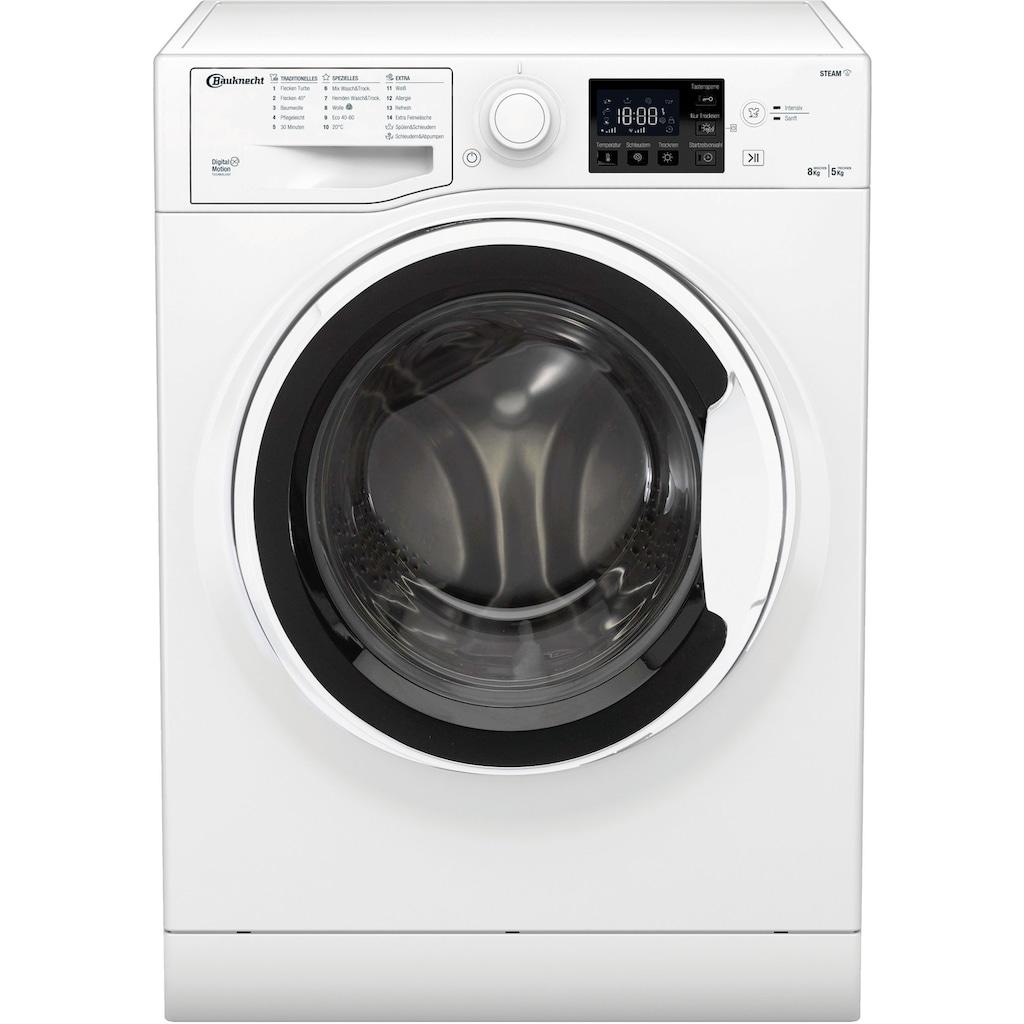 BAUKNECHT Waschtrockner »WT Super Eco 8514 N«